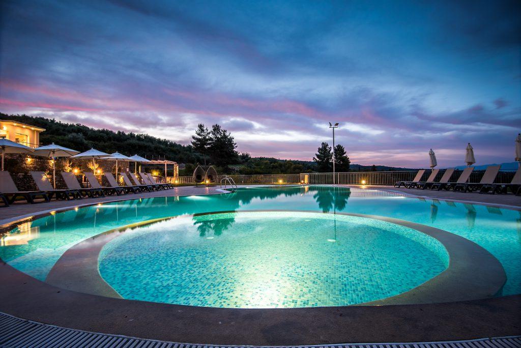 Baywatch Hotel Accommodation Messinia Greece